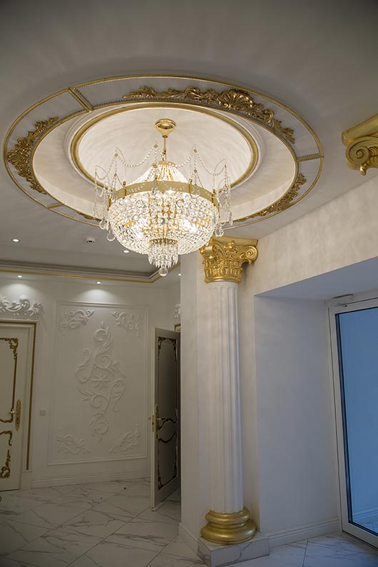 custom lighting project middle size basket pendant chandelier hotel hall