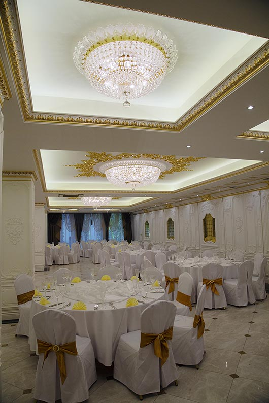 custom lighting project middle size chandelier hotel dining room